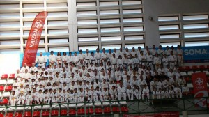3º Estágio Kaizen Karate Portugal